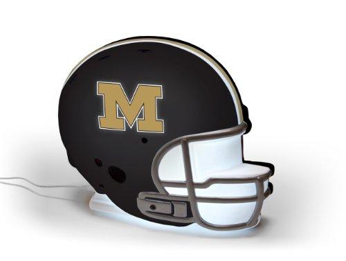NCAA Missouri Tigers LED-Lit Football Helmet