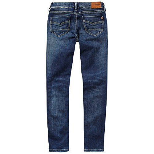 PEPE JEANS Big Girls Slim Fit Jeans, 8-16 Years Blue Size 12 Years - 59 In. by Pepe Jeans