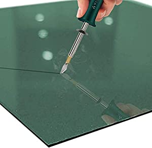 WINONS Hot Knife Plastic Cutter Tool, Multipurpose Stencil Cutter WHK-0005 (Kit of 18) (Color: Dark Green)