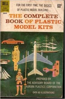 The Complete Book of Plastic Model Kits: Advisory Board of