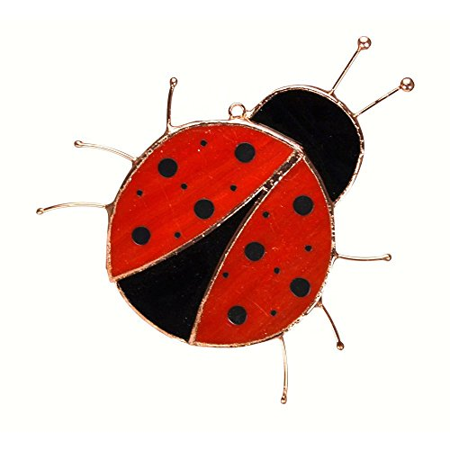 Gift Essentials Lady Bug Suncatcher