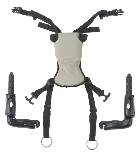 Drive Medical Trekker Gait Trainer Hip Positioner and Pad, Large by Wenzelite