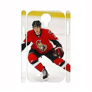 Fantastic Hipster Dustproof Pretty Hockey Player Skin Samsung Galaxy S4 I9500 Case for Boys