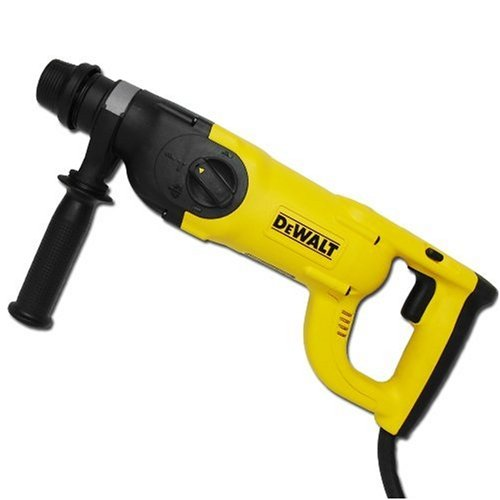 DEWALT D25203K 1-Inch 3-Mode D-Handle SDS Hammer