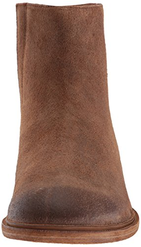 Frye Heren Chris Inside Zip Boot Tan
