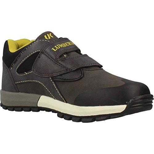 Zapatillas para ni�o, color gris , marca LUMBERJACK, modelo Zapatillas Para Ni�o LUMBERJACK SATURN Gris gris