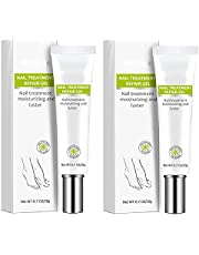 Toe Be Health Instant Beauty Gel, Nail Repair Cream, for Toenails and Fingernails (2pcs)
