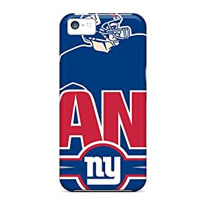 New New York Giants Tpu Skin Case Compatible With Iphone 5c