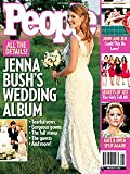People Magazine (May 26, 2008) Jenna Bush's Wedding Album (John and Jen: Could this be Love; Secrets of Sex: The Girls Tell All, Kate and Owen Split Again!!)