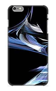 Awesome Case Cover/iphone 6 Plus Defender Case Cover(abstract Blue Patterns Shades Shapes Color Perspective Texture Apophysis Contrast Fractal Depth Pattern Cgi) Gift For Christmas