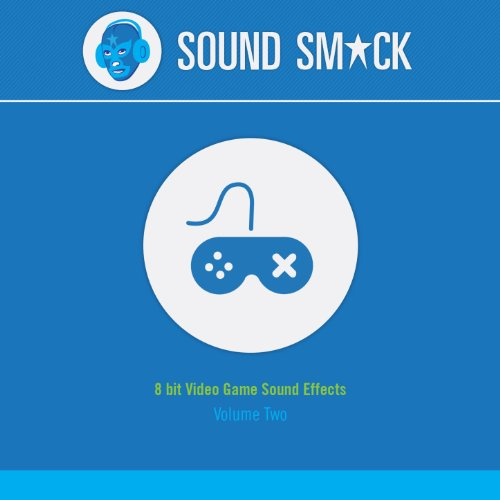 (Soundsmack Presents Volume 2: 8 Bit Video Game Sound Effects)
