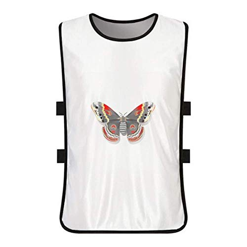 Clothing Butterfly Kite (DIYthinker 3D Kite Butterfly in Chinese Style White Training Vest Jerseys Shirt Cloth)