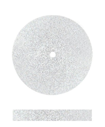 Dedeco 7103 Universal Silicone Wheels, Coarse, 7/8