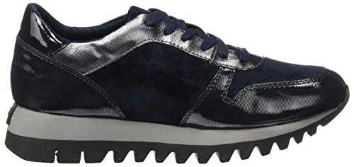 Tamaris Dame 23.719 Sneaker Blau (Flåde Kam) J55uy73zG