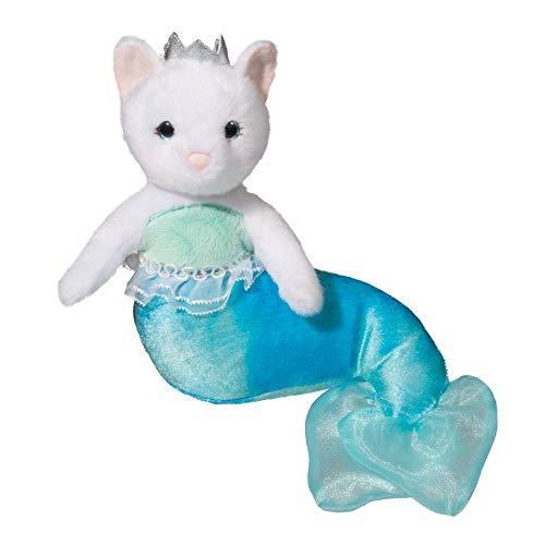 Kitty Aqua & White Purrmaid (Cat-Mermaid) 6
