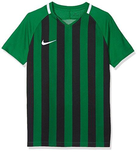 Green Green Green Nike Nike Nike Nike blanc Division Iii Striped noir Ss Pine blanc Enfants WPrgPZfY