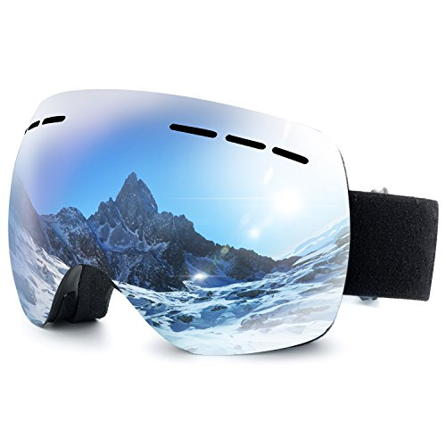 IOO Frameless Anti fog Protection Snowboarding product image