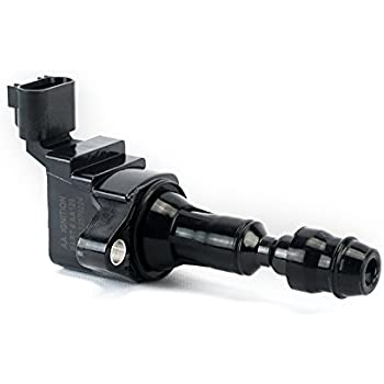 OCPTY Set of 1 Ignition Coil Compatible with OE UF391 UF301 C-765 Fit for Chevrolet//Oldsmobile//Pontiac//Saturn 2000-2007 051282-5209-0953452471