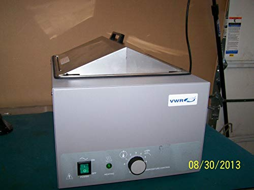 labtechsales VWR Model 1212 Heated Water Bath with - Vwr Water