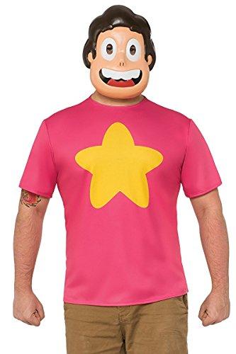 Rubie's Men's Steven Universe Costume, As Shown, Large