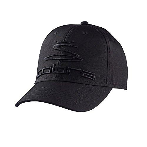 Storm Waterproof Cap (Cobra STORM CAP (Black, One Size))