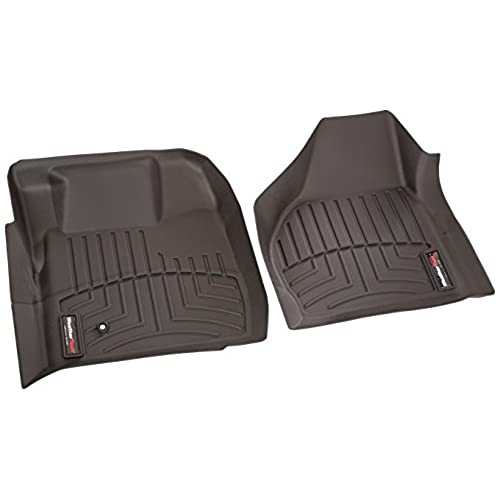 weathertech east universal tan floor truck north off road avm and row mats