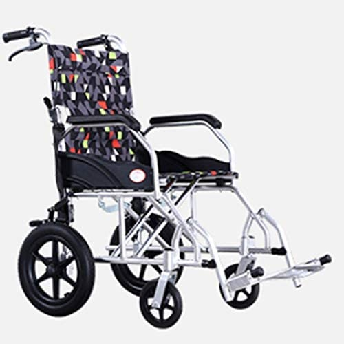 軽量調整可能な折りたたみ式アルミ合金車椅子駆動医療大人医療用品、車椅子旅行無効ポータブルステーションワゴン