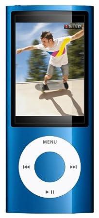 Apple iPod nano with Camera 8GB - Blue - 5th Generation