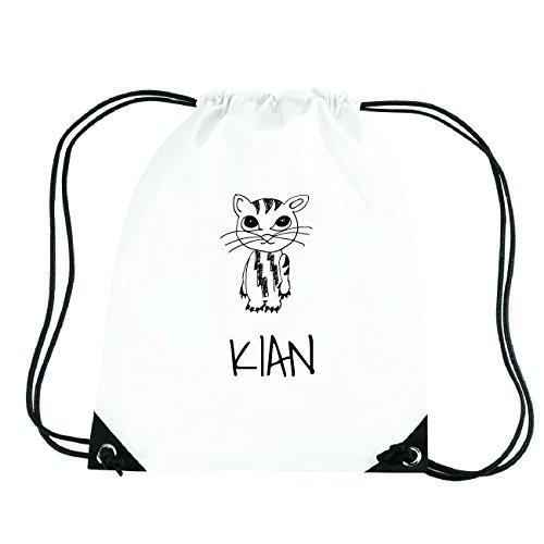 JOllipets KIAN Turnbeutel Sport Tasche PGYM5564 Design: Katze