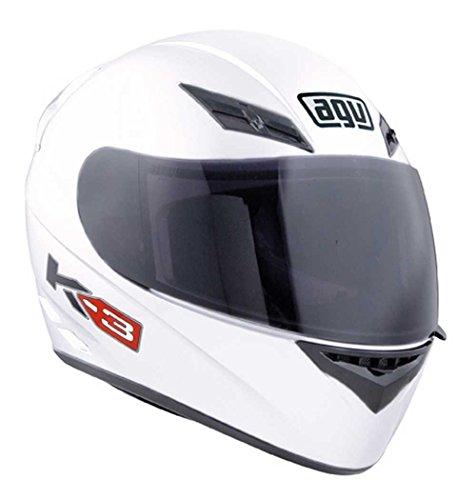 AGV K3 Helmet - Mono (XX-LARGE) (XX-LARGE)