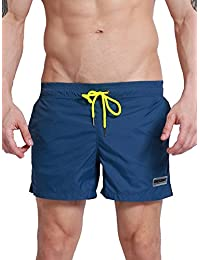 Men's Dry Fit Performance Short With Pockets