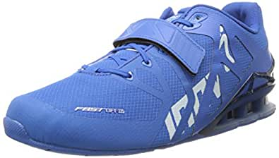 Inov-8 5054167092 Mens Fastlift 335 Cross Training Shoe, Blue/White - 3.5 M US