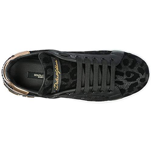Originale Sneakers Scarpe Nero amp;Gabbana Donna Nuove Dolce p8XxwEqE