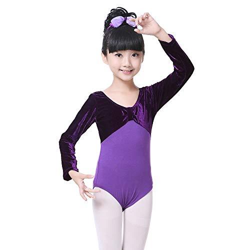 G-Real Toddler Kids Girls New Gymastics Leotard Dance Ballet Training Bodysuit Dancewear Outfit