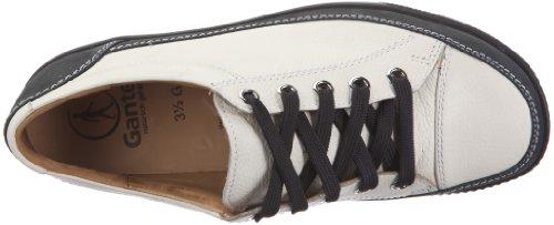 Ganter Giulietta, Weite G 1-204111-0435 - Zapatillas para mujer Blanco