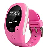 URFUNNY GPS phone watch (Pink)