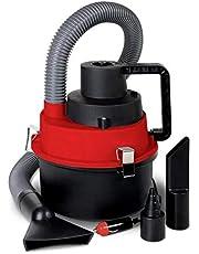 Car Barrel Vacuum Cleaner - Red