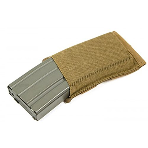 Blue Force Gear HW Ten Speed Single Magazine M4 Pouch, - Gear Force Blue Mag