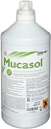 BrandTech 44003B 2L Mucasol Universal Detergent Bottle