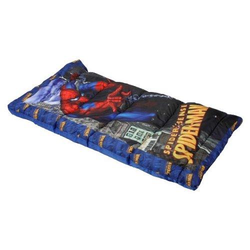 Spiderman Camping Sleeping Bag, Outdoor Stuffs