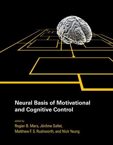 Books : Neural Basis of Motivational and Cognitive Control (The MIT Press)