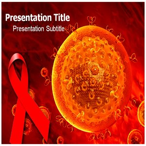 Amazon hiv aids virus powerpoint template hiv aids virus hiv aids virus powerpoint template hiv aids virus powerpoint ppt backgrounds toneelgroepblik Gallery