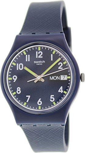 Swatch Unisex GN718 Originals Navy Blue Watch - Swatch Watches