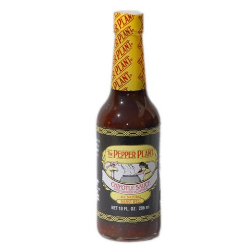 Pepper Plant Chipotle - The Pepper Plant: Chipotle Sauce 10 Oz. (6 Pack)