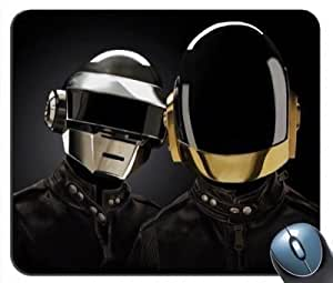 Daft Punk v1 Mouse Pad
