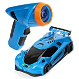 Air Hogs - Zero Gravity Laser Car - Wall Climber Technology - LED Laser Light Chaser - Ages 8+, Blue