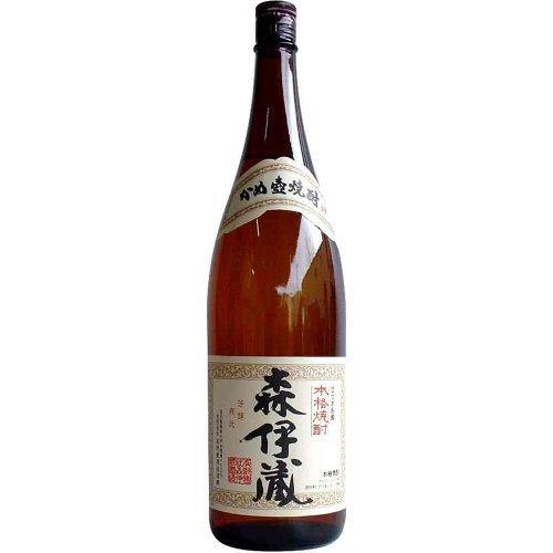 森伊蔵 芋焼酎 25度 1800ml 森伊蔵酒造 鹿児島県の商品画像