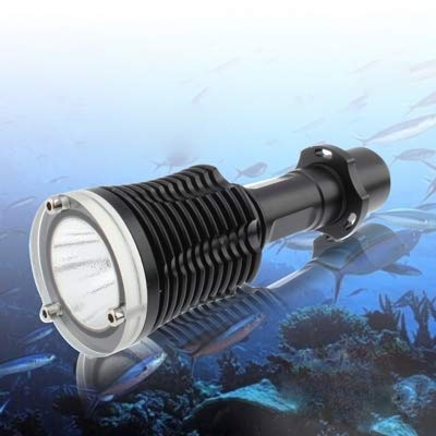KANEED LED-Taschenlampe, CREE XM-L T6 LED, 1-Modus, weißes Licht (schwarz) B07NVGWVD1 | Glücklicher Startpunkt