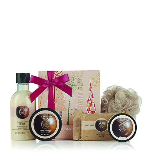 The Body Shop Shea Festive Picks Small Gift Set