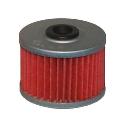 Hiflofiltro HF112 Premium Oil Filter: Automotive